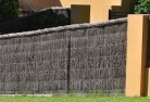 Brushwood fencing