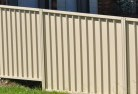 Applecross Corrugated fencing 6