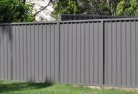 Applecross Corrugated fencing 9