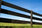 Applecross Rail fencing 6