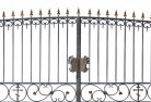 Applecross Wrought iron fencing 10