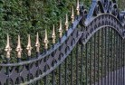 Applecross Wrought iron fencing 11