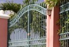 Applecross Wrought iron fencing 12