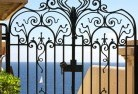 Applecross Wrought iron fencing 13