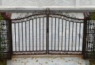 Applecross Wrought iron fencing 14