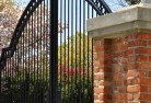 Applecross Wrought iron fencing 7