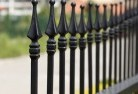 Applecross Wrought iron fencing 8