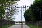 Applecross Wrought iron fencing 9
